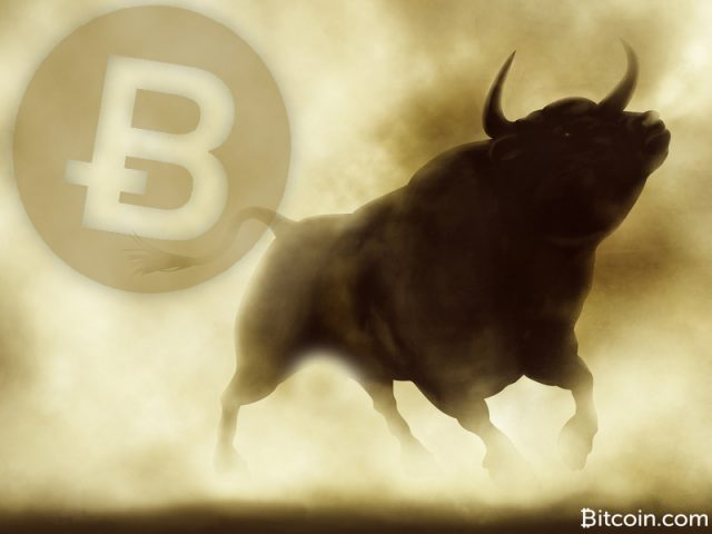 Bitcoin Bullish QueenWiki