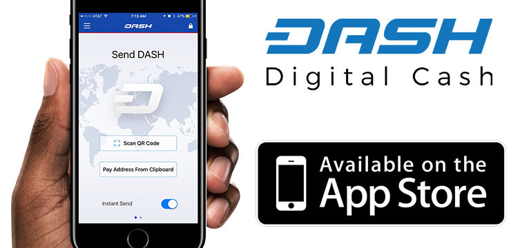 DASH IOS Apple Wallet Approved by Apple