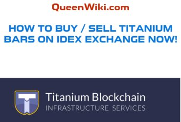 How To Buy Sell Titanium Bar Tokens on IDEX Exchange