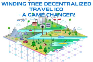 Winding Tree ICO Decentralized Travel Blockchain